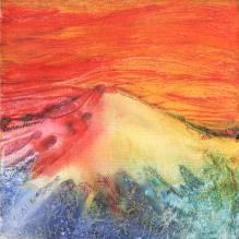 Liquid Acrylic on Canvas